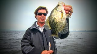 Three-Ways for Crappies
