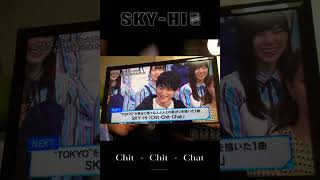 『MUSIC FAIR』 SKY-HI出演 新曲「Chit-Chit-Chat」をテレビ初披露!! ...