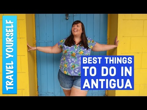 Best Things to do in Antigua
