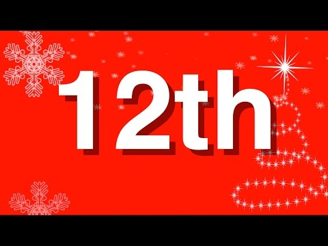 On The 12th Day Of Christmas.12th Day Of Christmas 12 Days Of Christmas Offers