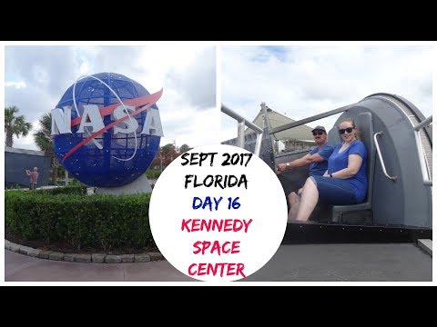 Sept 2017 Florida Diary: Day 16 - Kennedy Space Center! | Tania Michele
