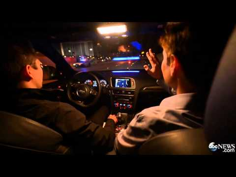 CES 2015: Take a Ride in a Self-Driving Car