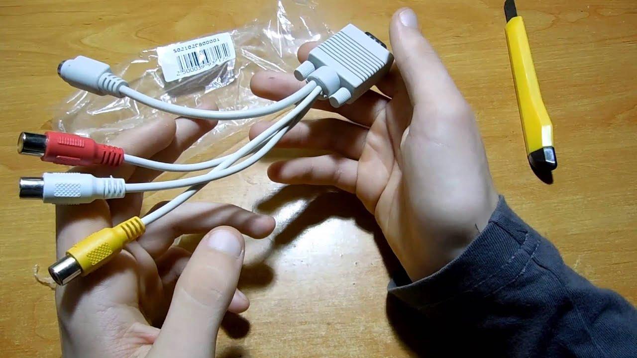 Шнуры VGA, DVI, HDMI.Применение и характеристики. - YouTube