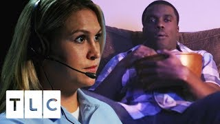 Download lagu Distraught America's Got Talent Fan Calls 911 After TV Cut Out | Outrageous 911
