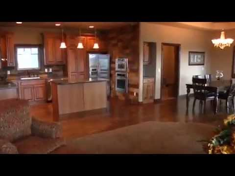 3500 Sq Ft Ranch Floor Plan Youtube