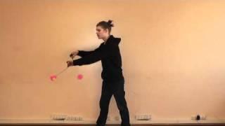 Видео-урок пои №3: Базсо (колесо)