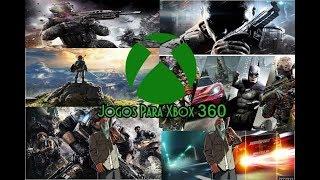 COMO BAIXAR JOGOS PARA XBOX 360 (TRAVADO) OU (DESTRAVADO) TUTORIAL COMPLETO