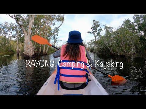 Rayong camping & Kayaking : กางเต็นท์ พายคายัค ที่สวนพฤกษศาสตร์ ระยอง
