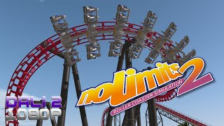 NoLimits 2 PC Gameplay 60fps 1080p