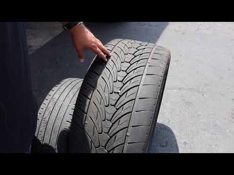 JR's Wheels & Tires - Uneven Tire Wear