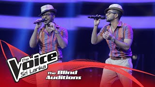 Devin Dangolle - Wala Athula Siri Yahane(වළා අතුළ සිරි යහෙන්) | Blind Auditions |The Voice Sri Lanka Thumbnail