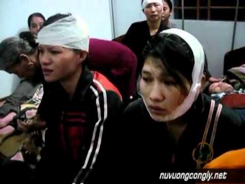 Giáo xứ Mỹ Lộc, GP Vinh bị nhà cầm quyền tấn công