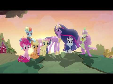 MLP FIM: The Magic of Friendship Grows (RUS SUB)
