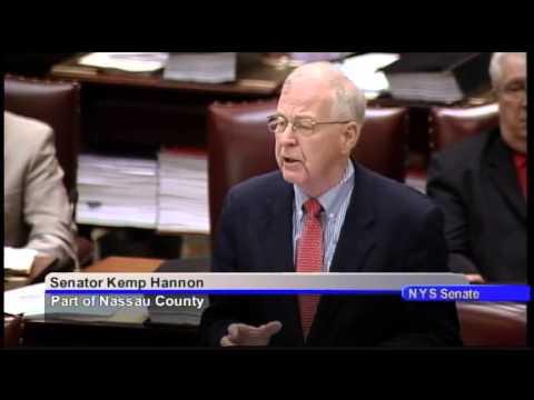 New York State Senate Session - 06/19/14