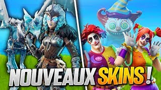 TMODIFIABLE SKINS, PREIS - PRÄSENTATION auf FORTNITE! (Fortnite Battle Royale)