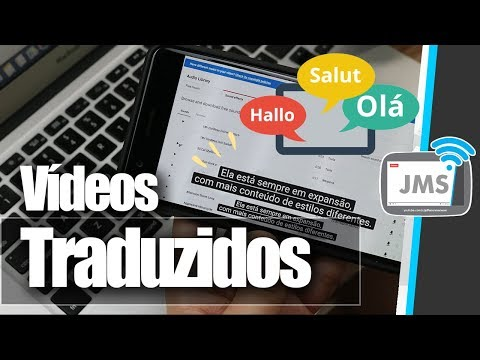 Como Traduzir Videos Automaticamente Com Legendas No YouTube