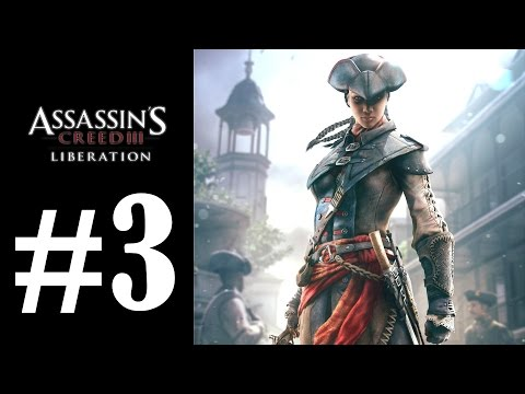 Assassin's Creed: Liberation HD (Parte 3) Gameplay en Español by SpecialK