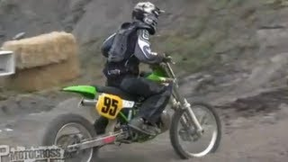 Whiskey Throttle Kawasaki KX 500 2 Stroke