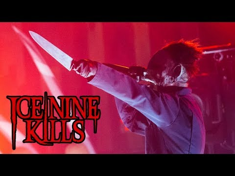 ICE NINE KILLS LIVE AT SUMMIT MUSIC HALL IN DENVER!! | FULL SET | FRONT ROW | SOLD OUT