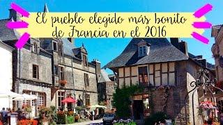 Visitamos Rochefort-en-Terre, el pueblo más bonito de Francia en 2016