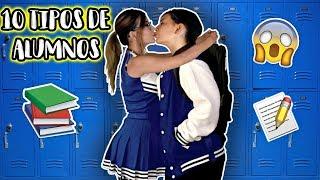 ¡10 TIPOS DE ADOLESCENTES EN LA ESCUELA! - Lulu99
