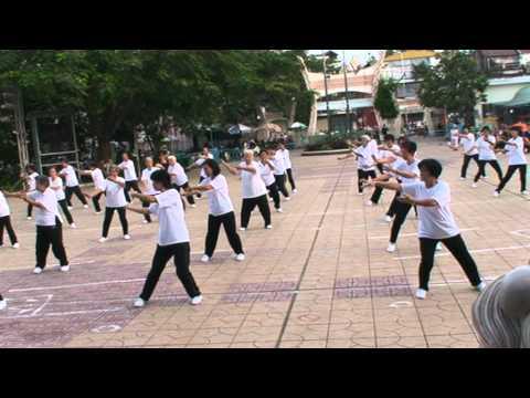 Thái cực quyền 24 thức - Bd : Trung Tâm Văn Hóa Quận 5