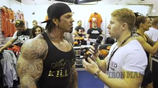 "Rich Piana: ""I don't compete. I'm all about making money."""
