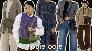 [딘디픽] 원브랜드 패션 하울 '루이우이(louie o…