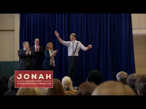 Veep - Jonah is Running for President
