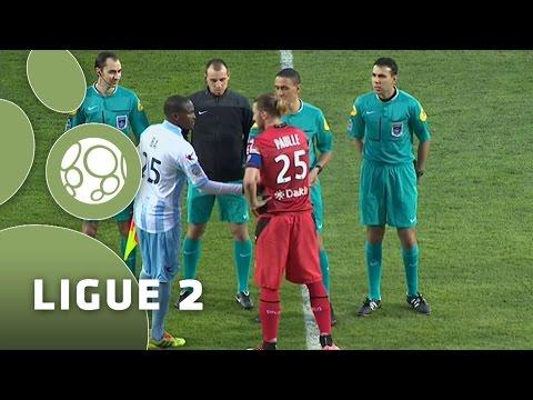 Dijon FCO – AC Arles Avignon (1-0)  – Résumé – (DFCO – ACA) / 2014-15