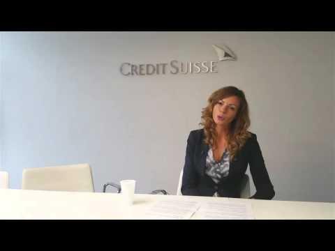 CEtalks: jak wygląda praca Menedżera Działu Bankowości? (Credit Suisse)