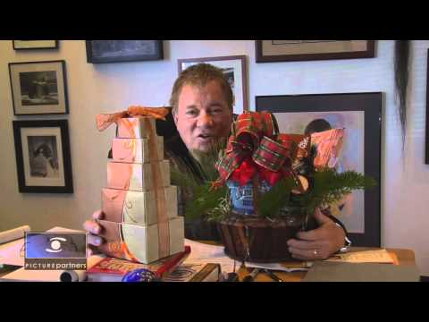 Happy Holidays From William Shatner