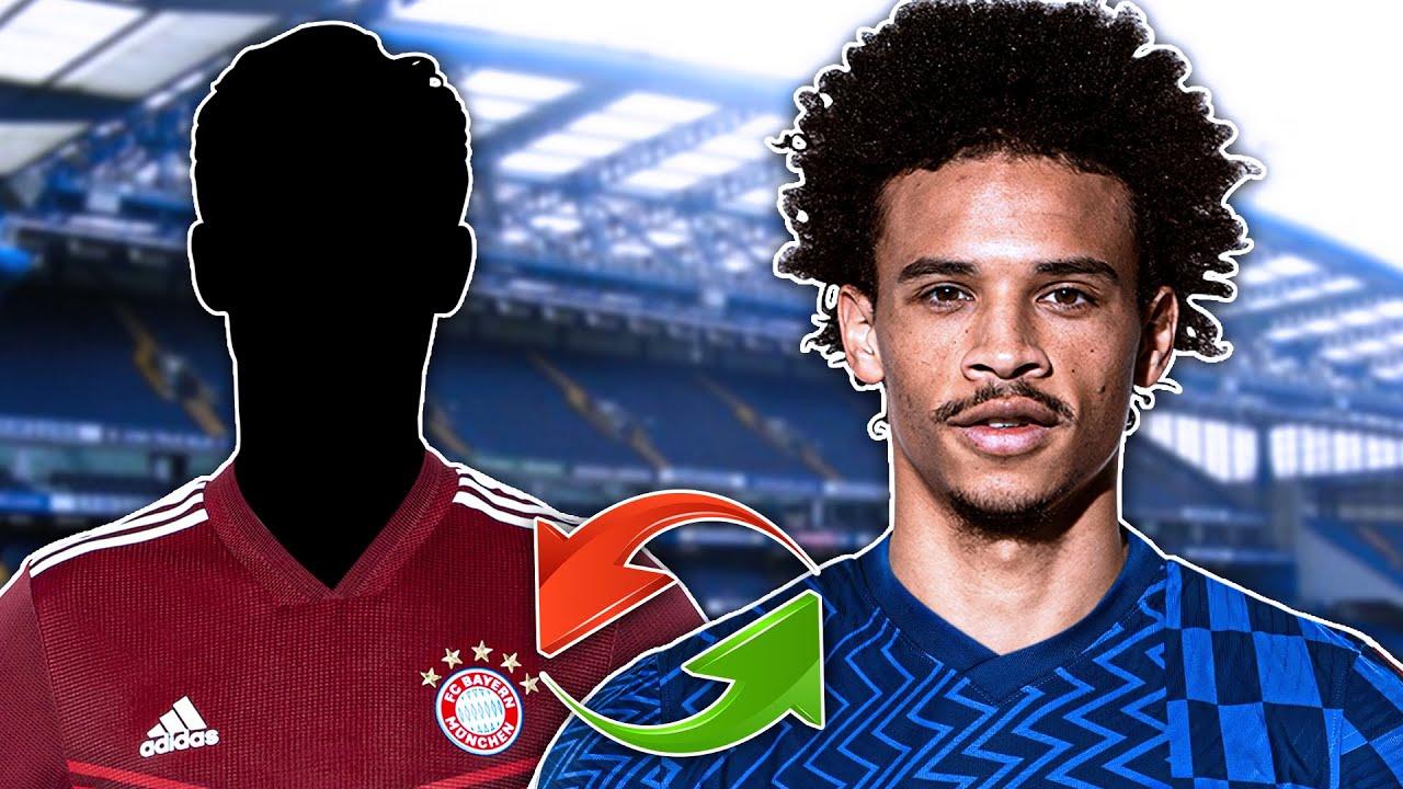 Chelsea Ready To Swap £50m FLOP For Leroy Sane?   #TransferTalk