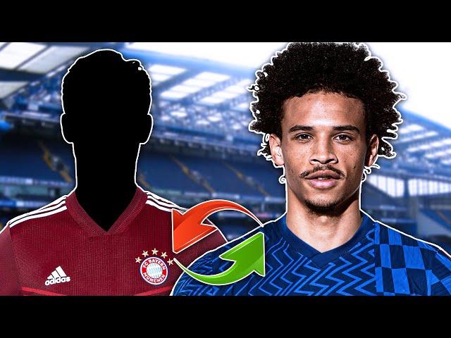 Chelsea Ready To Swap £50m FLOP For Leroy Sane? | #TransferTalk