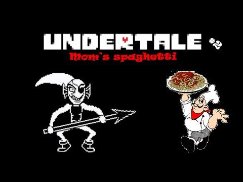 Mom's Spaghetti | Undertale #4