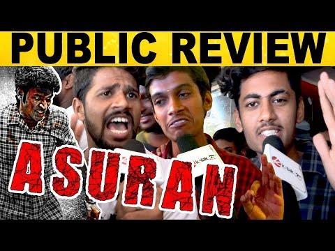 Asuran Movie Public Review   Dhanush   Vetrimaran   GV Prakash   Opinion   Tamil   Kasi Theatre   HD
