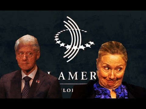 Game Over: The Clinton Foundation and  Global Initiative closes its doors For Good!!!!