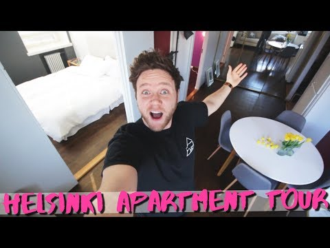 HELSINKI APARTMENT TOUR (plus London flat comparison)
