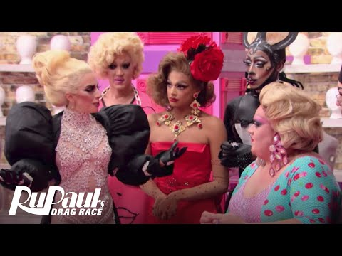 Lady Gaga Started From the Bottom | RuPaul