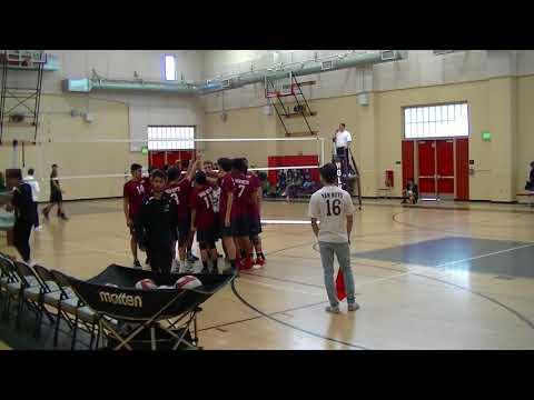 Boys Volleyball: Canoga Park vs. Van Nuys (2018)