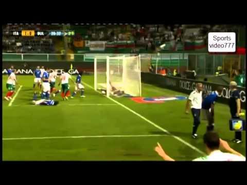 youtube италия ирландия гол: