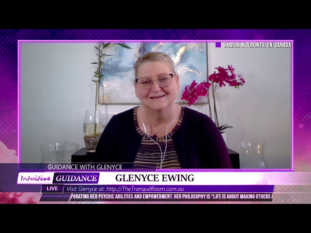 Guidance with Glenyce - May 28, 2020