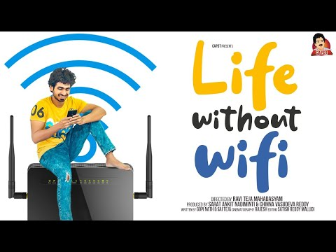 LIFE without WiFi Short film   CAPDT