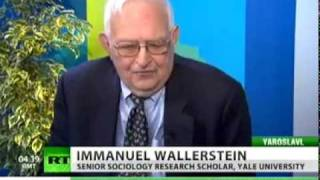 Immanuel Wallerstein - Capitalism is reaching it