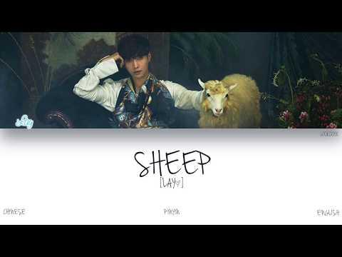 [CHI|PIN|ENG] LAY (레이) - SHEEP (羊) (Color Coded Lyrics)