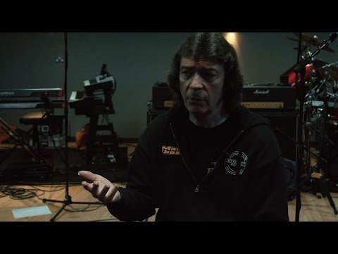 STEVE HACKETT – Genesis Revisited with Classic Hackett & The Night Siren (Tour interview)