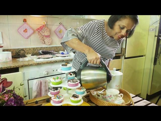 Grandma's Recipe: How to make Oreo Cupcakes
