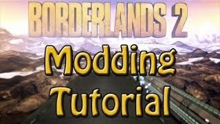 Borderlands 2 modding tutorial (Xbox 360)