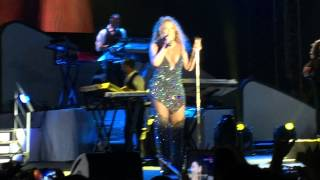 Mariah Carey - I Know What You Want (live in Israel) FULL