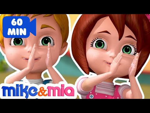 Thumbnail: If You're Happy And You Know It | Collection of Best Nursery Rhymes for Kids by Mike and Mia